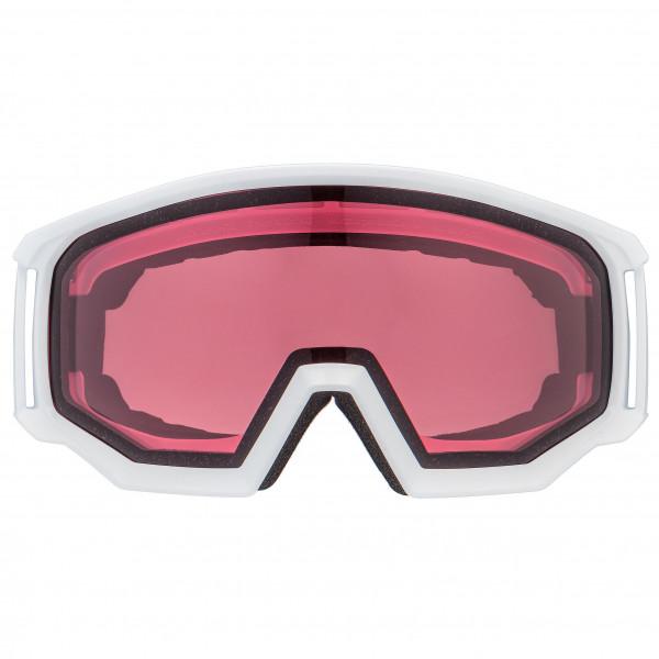 Uvex - Athletic Variomatic S2-3 - Skibrille rosa/rot/grau S550525