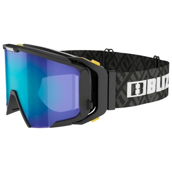 Bliz - Switch Nano Optics S3 VLT 16% - Skibrille schwarz/blau 40189-13S