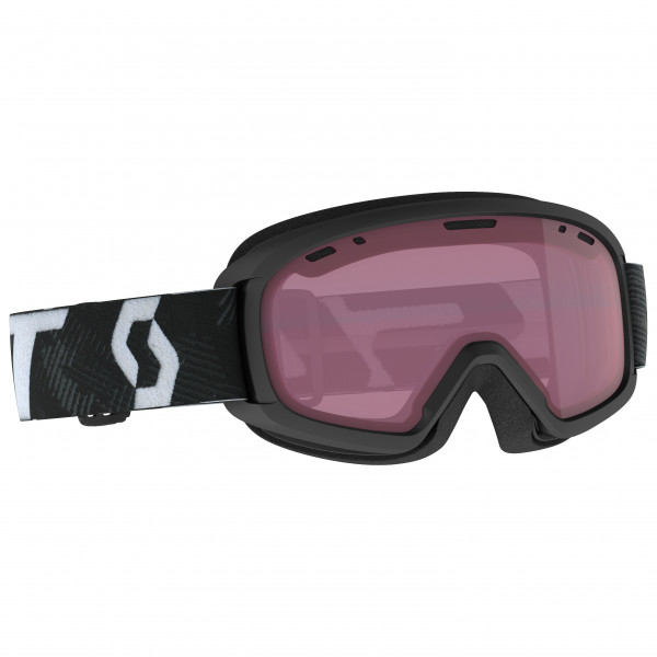 Scott - Kid's Goggle Witty S2 (VLT 28%) - Skibrille grau/rosa 271827