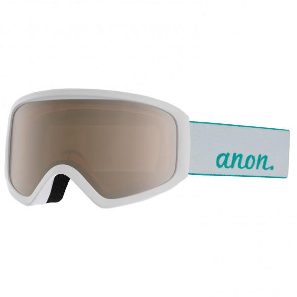 Anon - Women's Insight Goggle S2 (VLT 35%) + S1 (VLT 55%) - Skibrille grau 203501