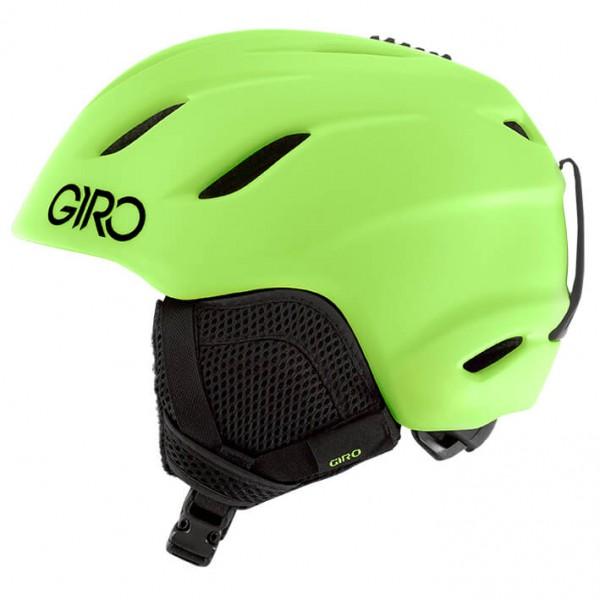Giro - Kid´s Nine Skihelm Gr M grün/schwarz Sale Angebote Schipkau Meuro