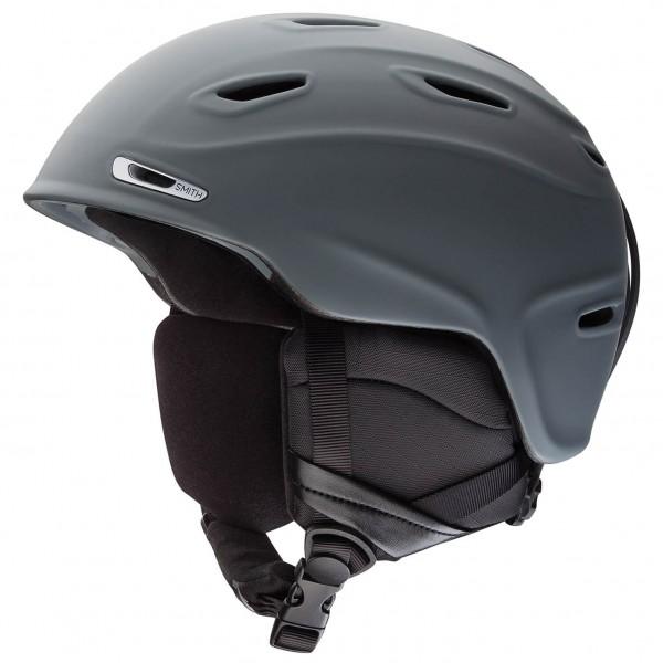 Smith - Aspect - Skihelm Gr L;M;S;XL schwarz/grau;grau/schwarz