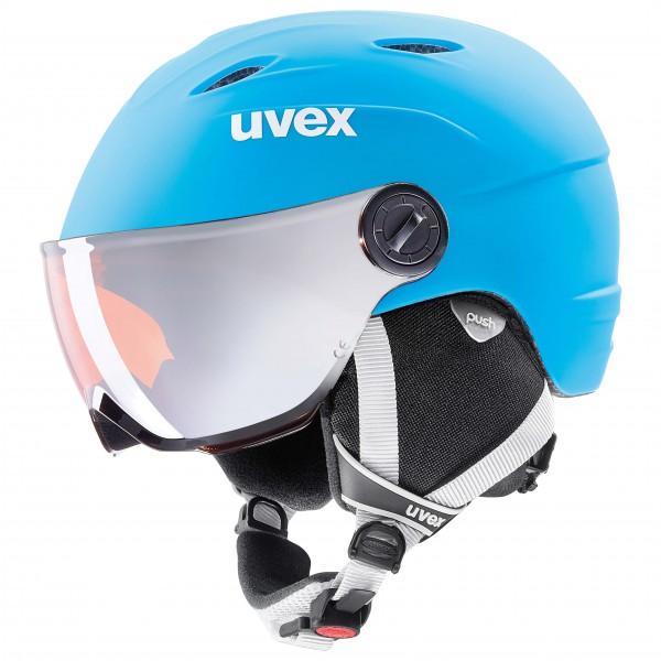 Uvex - Kid`s Visor Pro - Casque de ski taille 52-54 cm 0cb22d5c93a3
