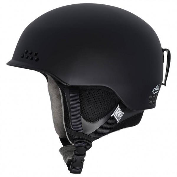 K2 - Rival - Skihelm Gr S schwarz
