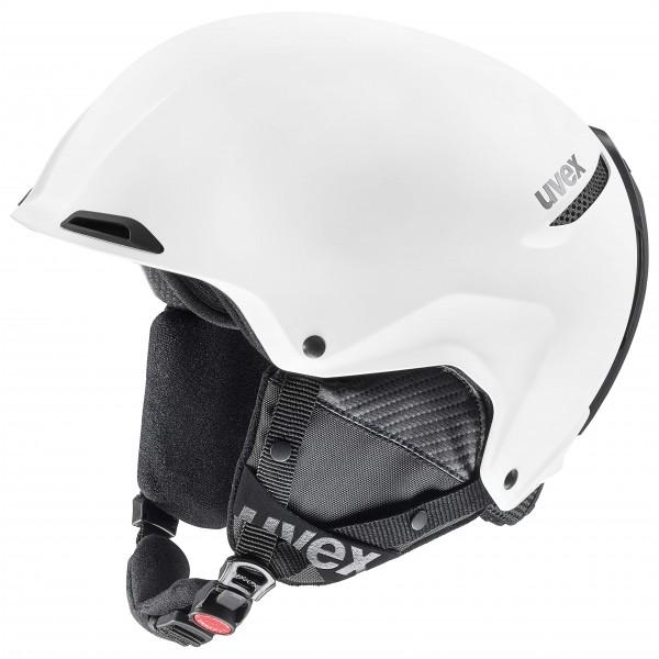 Uvex - Jakk+ - Skihelm Gr 52-55 cm;55-59 cm;59-62 cm weiß/grau/schwarz;schwarz/grau;orange/schwarz/rot
