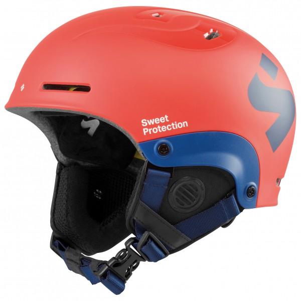 Sweet Protection - Kid's Blaster II Helmet - Skihelm Gr M/L rot/schwarz