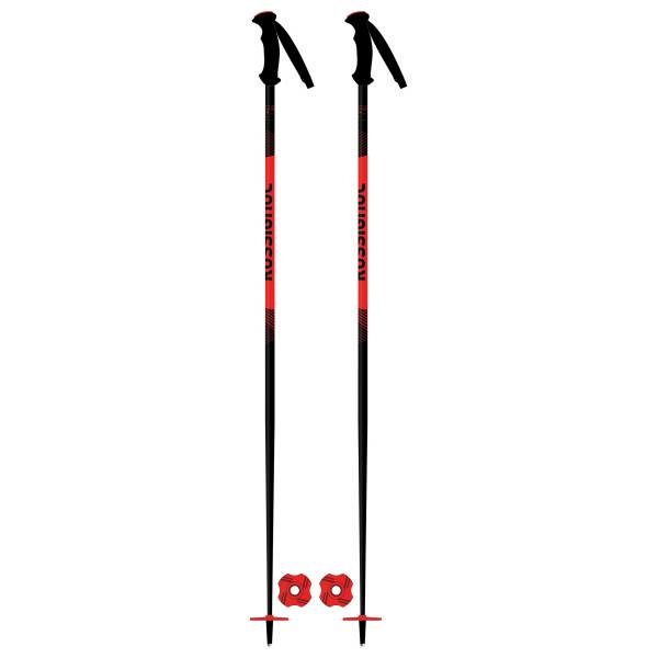 Rossignol - Kids Tactic - Ski Poles Size 90 Cm  Grey/white