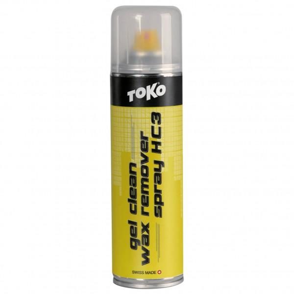 Toko - Gel Clean Spray HC3 - Skiwachs-Entferner Gr 250 ml 5506503