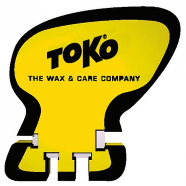 Toko - Scraper Sharpener - Skipflegezubehör gelb