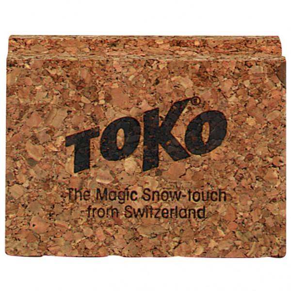 Toko - Wax Cork - Skiwachs-Zubehör Gr 1 Stück wax cork 5542628