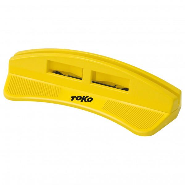 Toko - Scraper Sharpener World Cup - Ski-Werkzeug gelb /schwarz 5560008