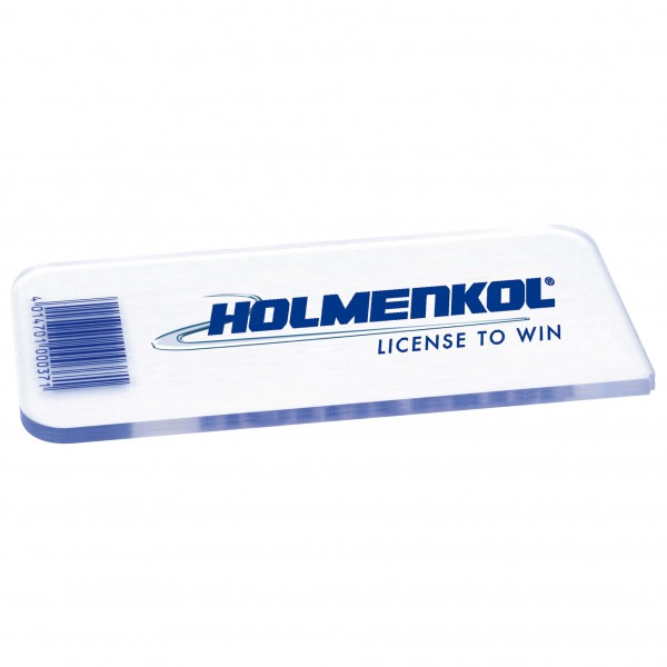 Holmenkol - Plexiklinge Gr 130 x 60 x 3 mm;130 x 60 x 5 mm