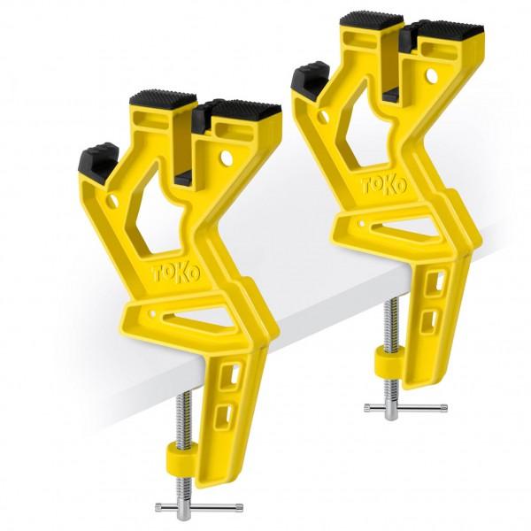 Toko - Ski Vise Express - Einspannvorrichtung gelb 5560036