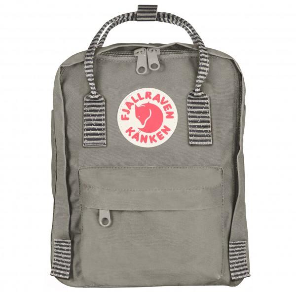 #Fjällräven – Kanken Mini – Daypack Gr 7 l grau#