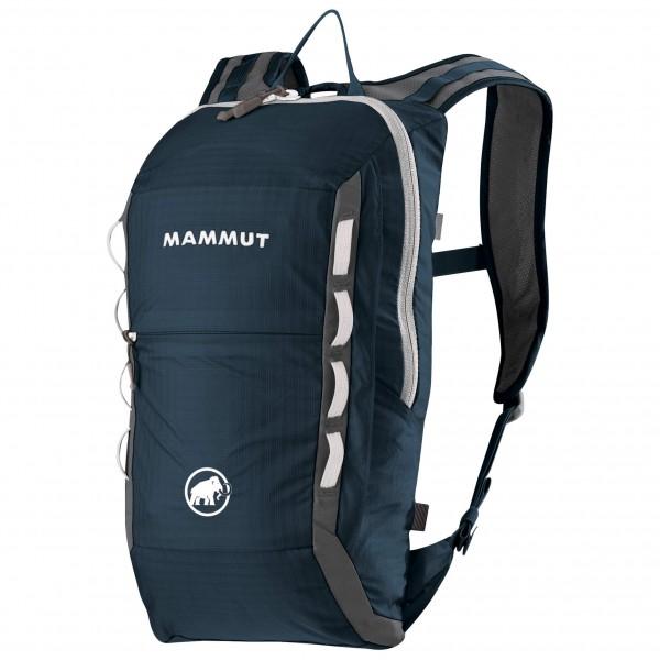 Mammut - Neon Light 12 - Sac à dos d'escalade taille 12 l, noir/bleu