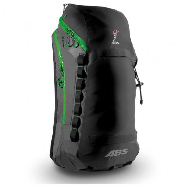 ABS - Vario Zip-On 30 - Lawinenrucksack schwarz/grau