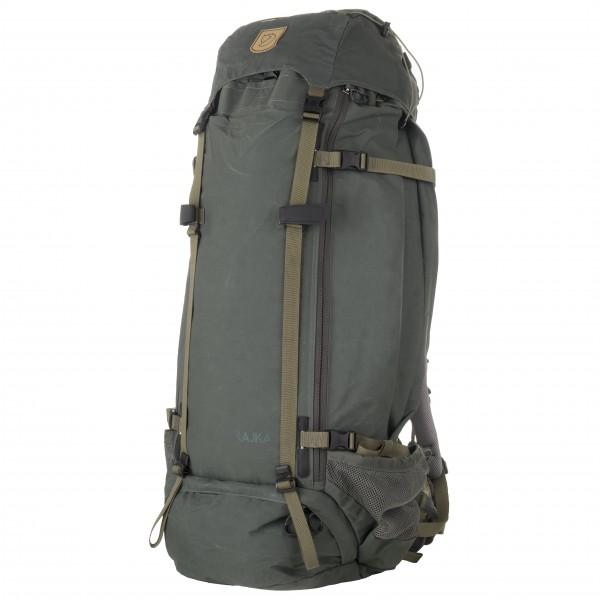 #Fjällräven – Kajka 100 – Trekkingrucksack Gr 100 l blau;schwarz;schwarz/grau/oliv#