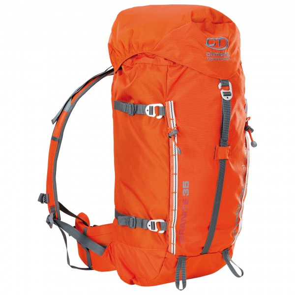 Patagonia - Ascensionist 40L - Sac à dos d'escalade taille 40 l - L, orange/rouge