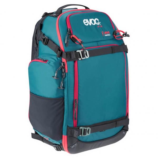 Evoc - Zip-On ABS CP 26L - Fotorucksack Gr 26 l blau/schwarz Preisvergleich