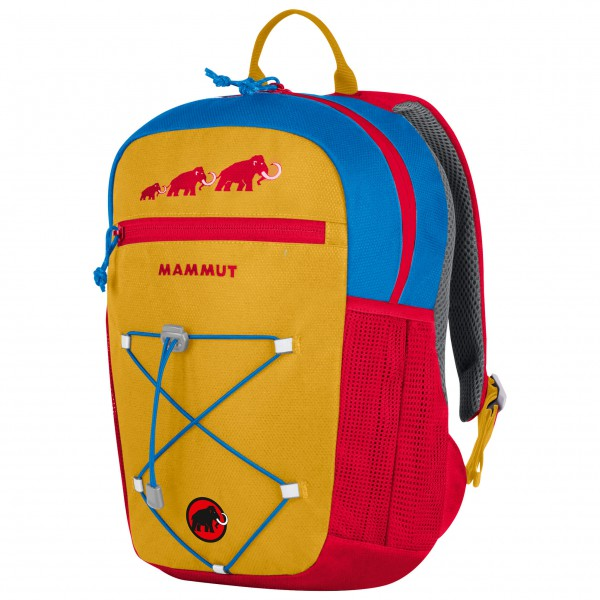 Mammut - First Zip 4 - Sac à dos léger taille 4 l, orange/rouge