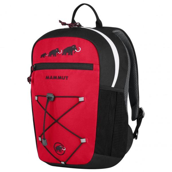 Mammut - First Zip 8 - Sac à dos léger taille 8 l, noir/rouge/rose