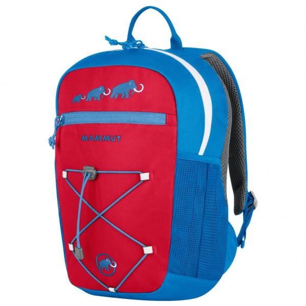 Mammut - First Zip 16 - Sac à dos léger taille 16 l, bleu/rose/rouge