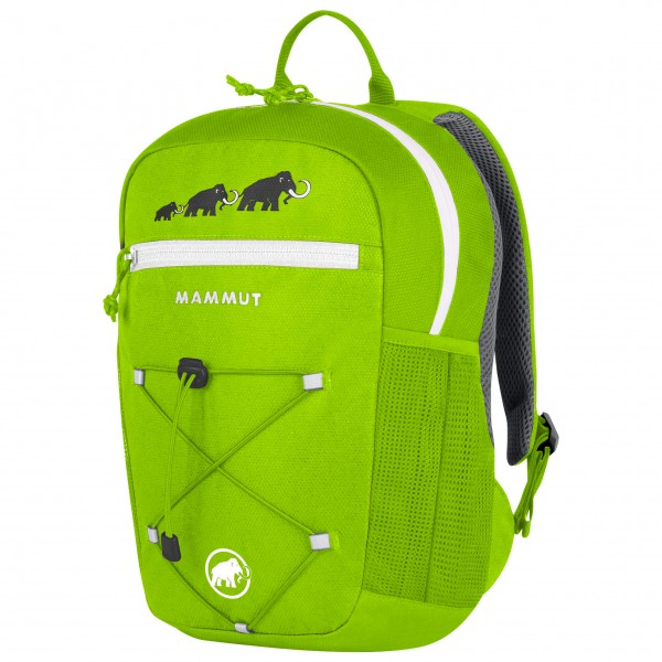 Mammut - First Zip 16 - Sac à dos léger taille 16 l, vert