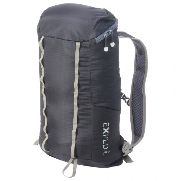 Exped - Summit Lite 15 - Climbing Backpack Size 15 L  Black/grey