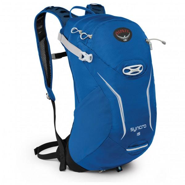 Ruhland Angebote Osprey - Syncro 15 Bike-Rucksack Gr 13 l S/M blau