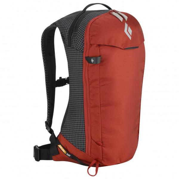 Black Diamond - Dawn Patrol 15 - Ski Touring Backpack Size M/l  Red/black