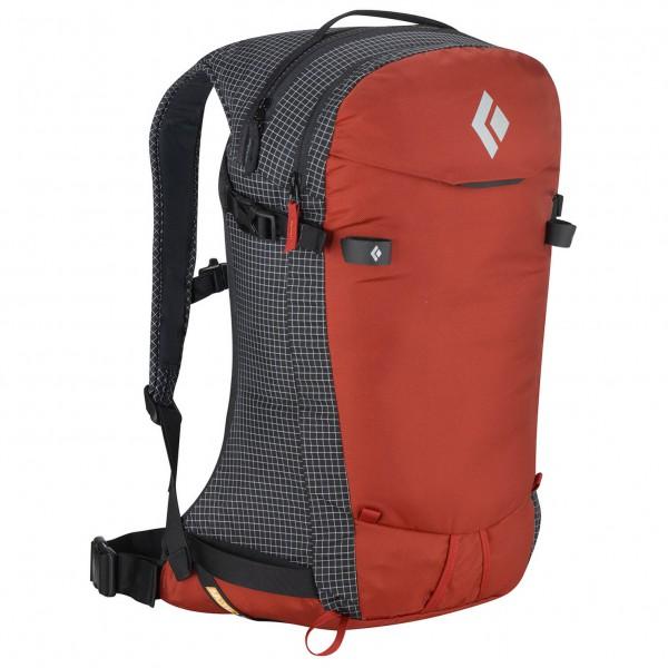 Black Diamond - Dawn Patrol 25 - Ski Touring Backpack Size M/l  Red/black