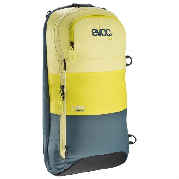 Evoc - Zip-On ABS-Drift 10L - Lawinenrucksack Gr 10 l gelb/grau Preisvergleich