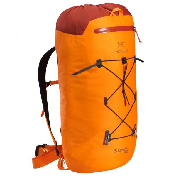 Patagonia - Ascensionist 40L - Sac à dos d'escalade taille 40 l - L, orange/rouge