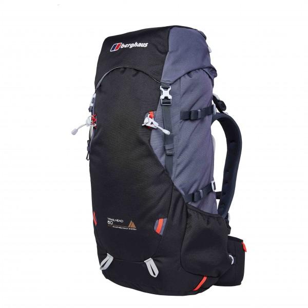 Berghaus - Trailhead 50 - Trekkingrucksack Gr 50 l schwarz
