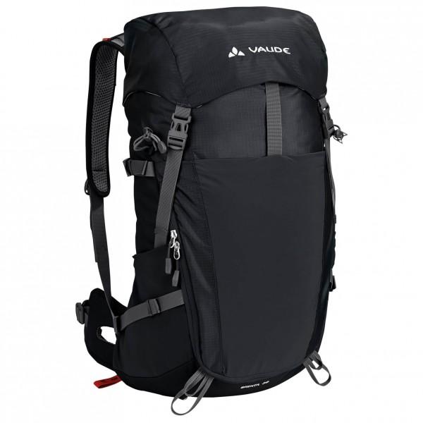 Brenta 25 - Daypack schwarz