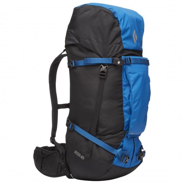 Black Diamond - Mission 45 - Climbing Backpack Size 45 L - M/l  Black/blue