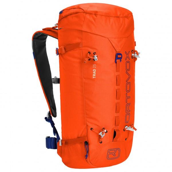 Ortovox - Trad 25 - Kletterrucksack Gr 25 l orange 48820