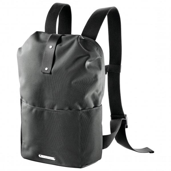#Brooks England – Dalston Knapsack Small 12 – Daypack Gr 12 l schwarz/grau#
