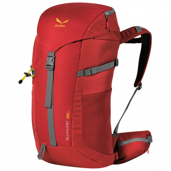Summit 26S - Tourenrucksack rot