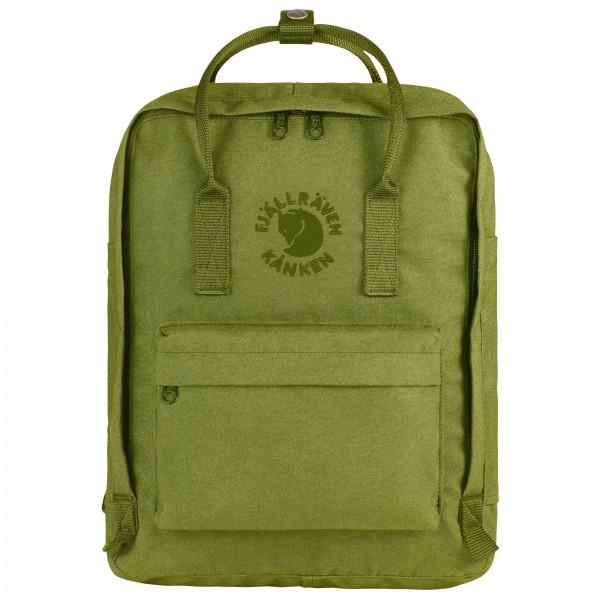 Fjällräven - Re-Kånken - Daypack Gr 16 l oliv/grün