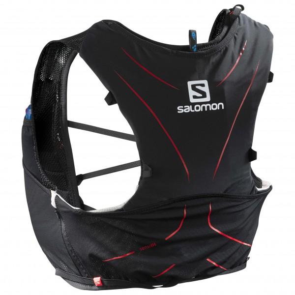 Salomon - Advanced Skin 5 Set - Trailrunningrucksack Gr XXS schwarz Preisvergleich