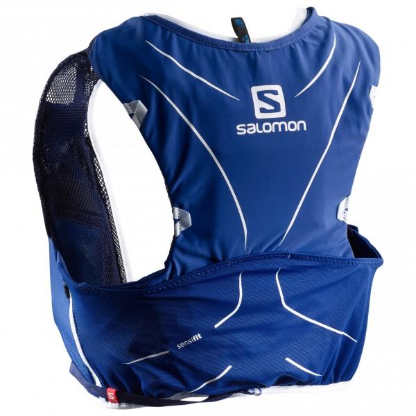 Salomon - Advanced Skin 5 Set - Trailrunningrucksack Gr XL blau Preisvergleich