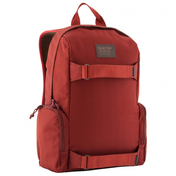 Burton Classic Emphasis Pack Fired Brick Twill - Laptoprucksack - broschei
