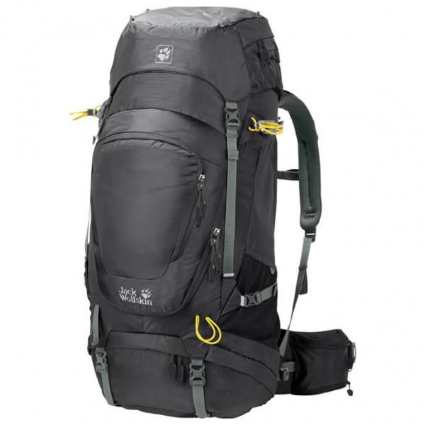 Jack Wolfskin Highland Trail XT 60 Trekkingrugzak maat 60 l zwart-grijs