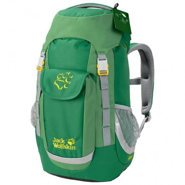 Jack Wolfskin Kids Explorer Dagbepakking maat 20 l olijfgroen-groen-grijs