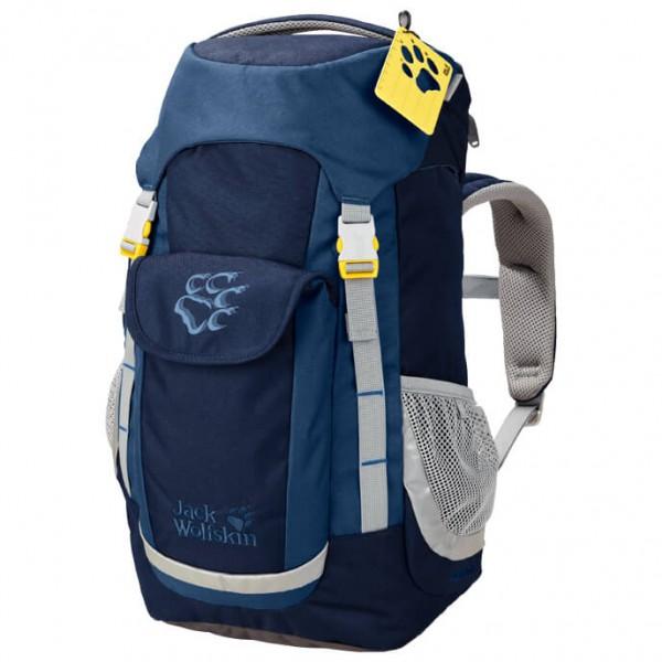 Jack Wolfskin Kids Explorer Dagbepakking maat 20 l blauw-grijs-zwart