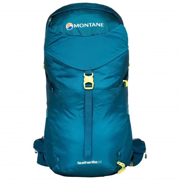 Montane - Featherlite 30 Backpack - Tourenrucksack Gr 30 l - S/M blau