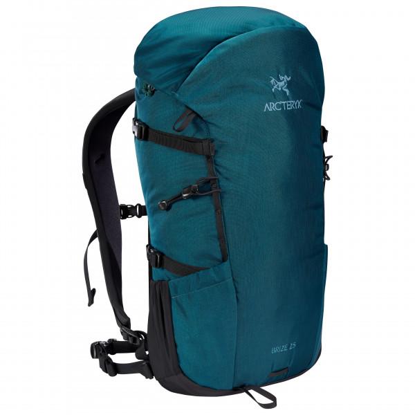 Image of Arc'teryx Brize 25 Backpack Daypack Gr 25 l blau/schwarz/türkis