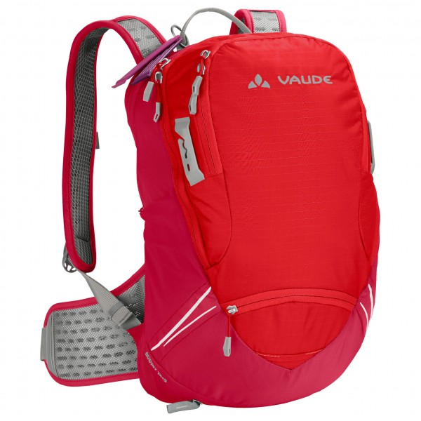 Vaude - Women's Roomy 17+3 - Bike-Rucksack Gr 17 l rot/rosa 12172-208