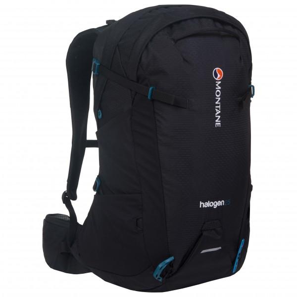 Montane - Halogen 25 - Daypack Gr S/M schwarz